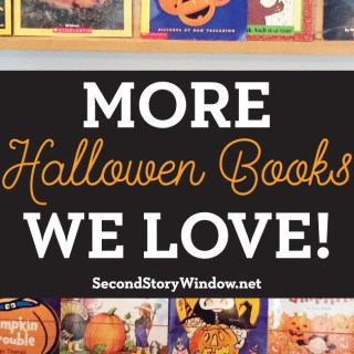 More Halloween Books We Love