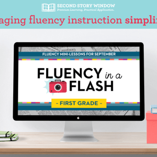 Reading Fluency in a Flash
