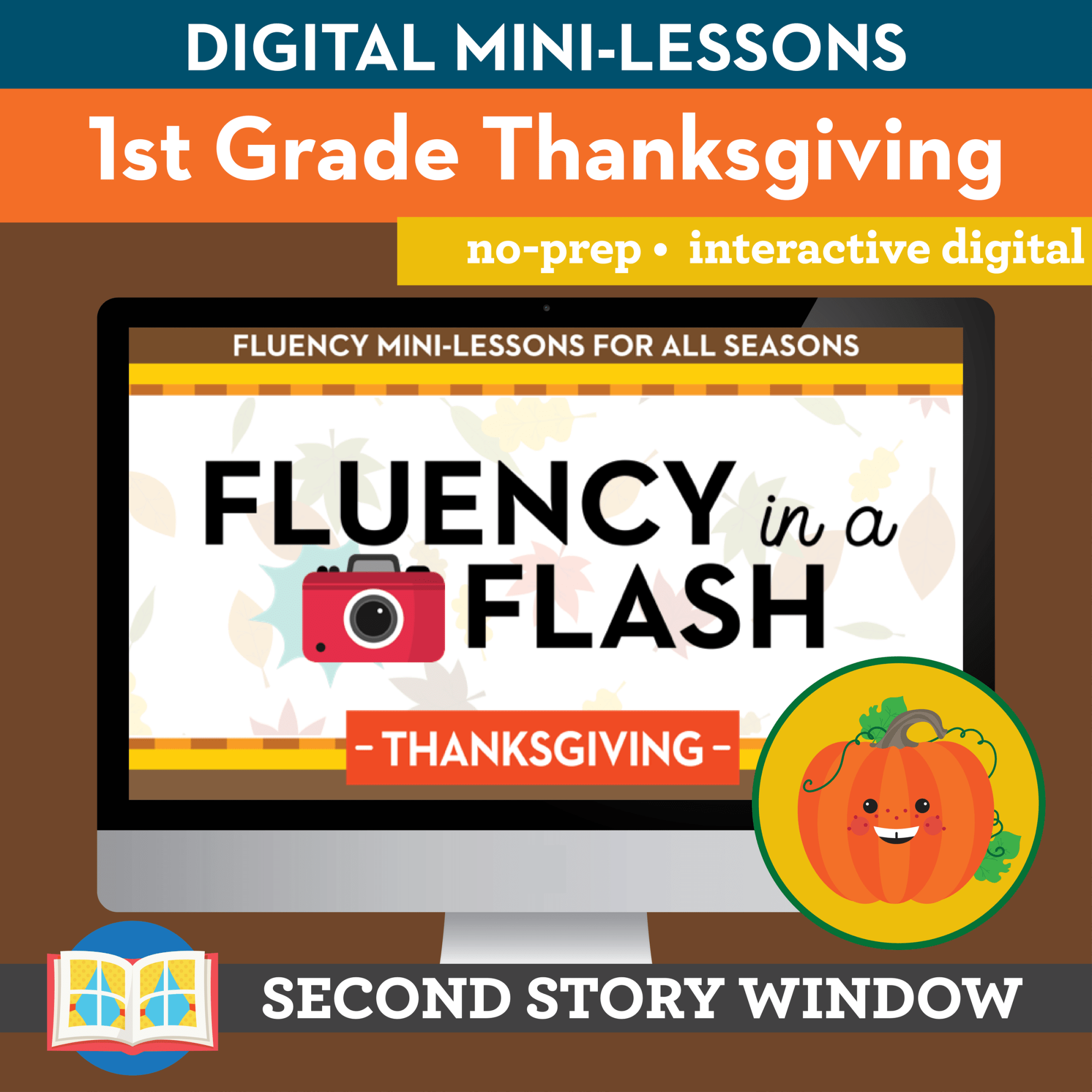 hight resolution of Thanksgiving Fluency in a Flash 1st Grade • Digital Fluency Mini Lessons -  Second Story Window