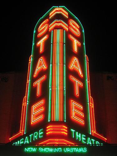 state theatre in line