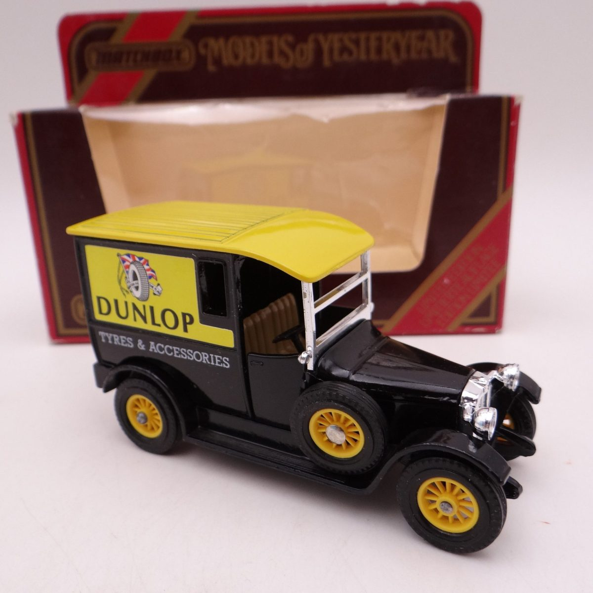 Dunlop Y-05-1927 Talbot KKar Matchbox Yesteryears