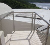 Cable Railing - Stainless Steel Handrail Systems