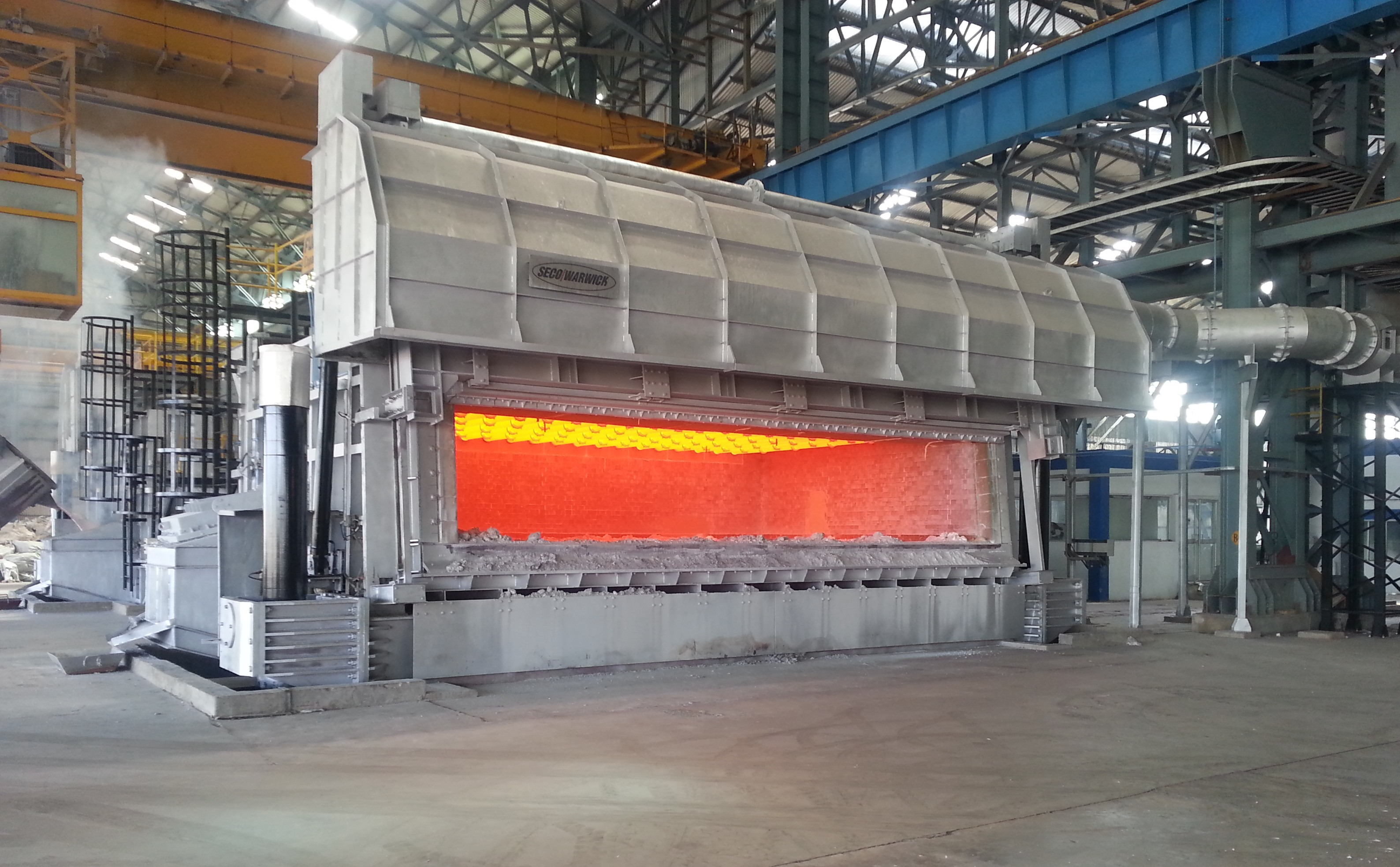 Furnace For Melting Copper Facias 15kw 30 80khz All Solid State Induction Heater Heating What Is A Foundry Metal Casting Blog