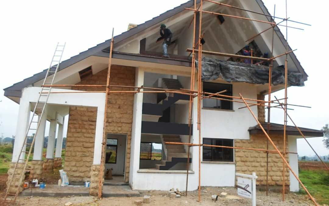Cost of building a house in cameroon for Cost of building a house