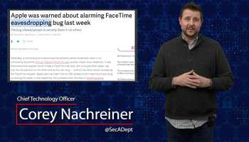 FaceTime Snooping - Security Byte | Secplicity - Security