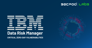 Read more about the article Unpatched Zero-Day Vulnerabilities Put IBM Data Risk Manager At Risk