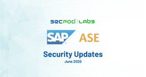 Critical Vulnerabilities in SAP Adaptive Server Enterprise (ASE)