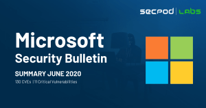 Patch Tuesday: Microsoft Security Bulletin Summary for June 2020