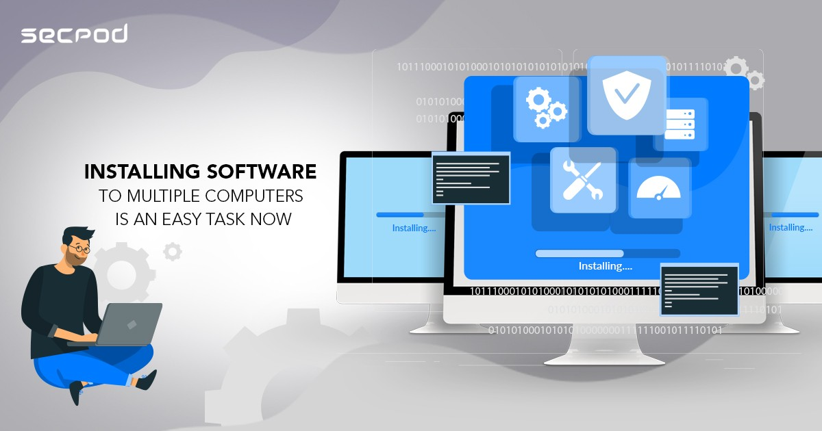 Installing Software to Multiple Computers Is an Easy Task Now