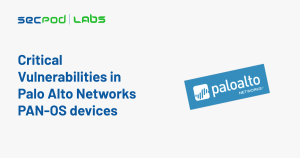 Critical Vulnerabilities in Palo Alto Networks PAN-OS devices