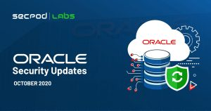 Oracle Critical Updates October 2020