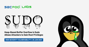 Heap-Based Buffer Overflow in Sudo Allows Attackers to Gain Root Privileges
