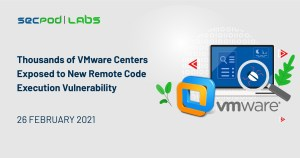 VMware Centers Exposed to New Remote Code Execution Vulnerability