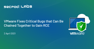 VMware Fixes Critical Bugs that Can Be Chained Together to Gain RCE