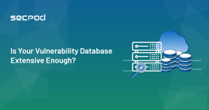 The Vital Role of a Vulnerability Database in Your Vulnerability Management Program