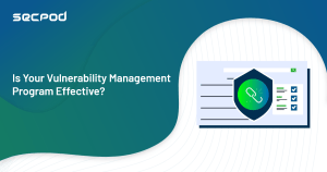 Read more about the article How to measure the efficacy of your vulnerability management program?