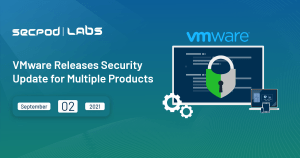 Read more about the article VMware Releases Security Update for Multiple Products
