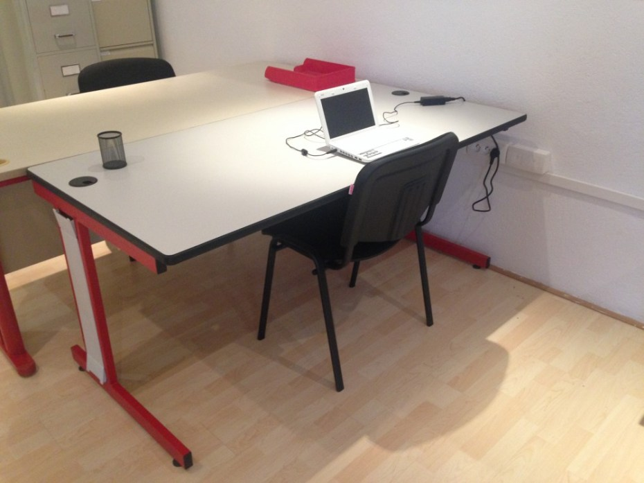 Co-working - 2 postes