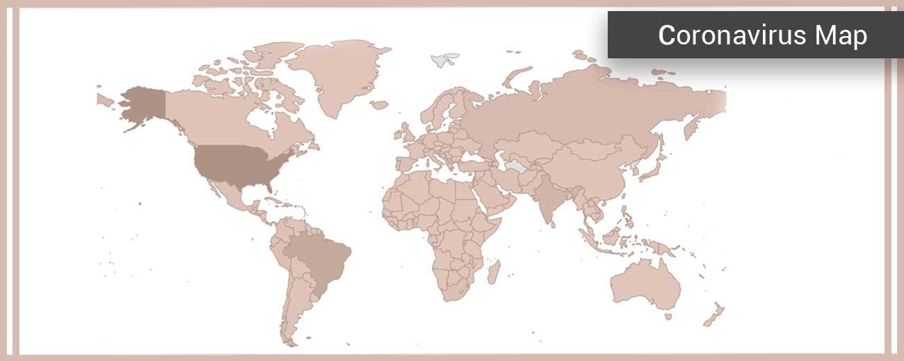 coronavirus map live updates fr