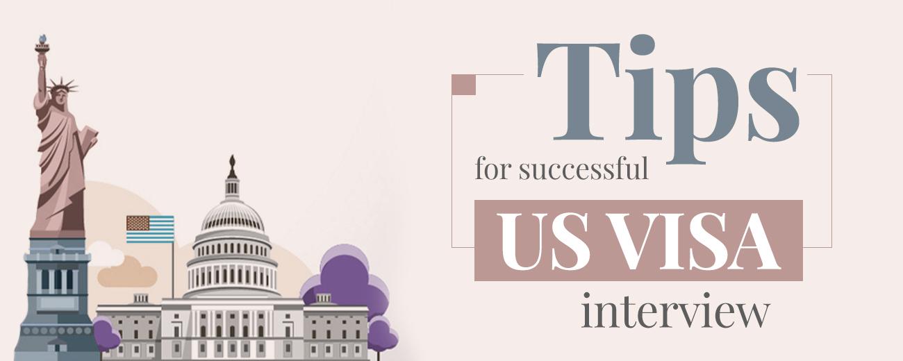 Best tips for US visa interview