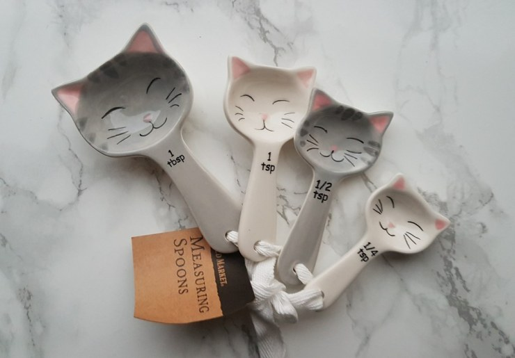 my purrfect gift box measuring spoons