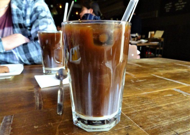 pho restaurant coffee