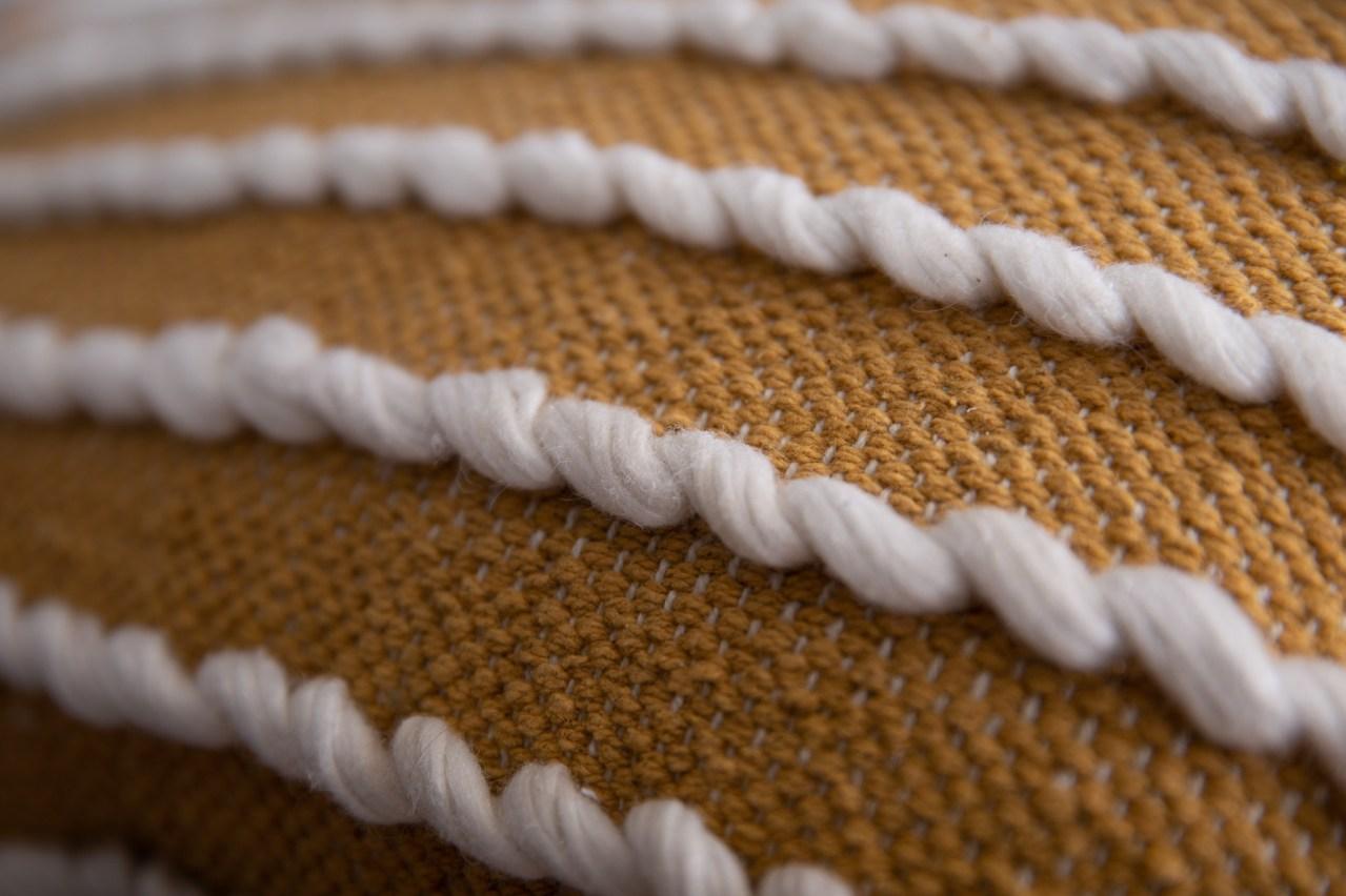 pillow closeup
