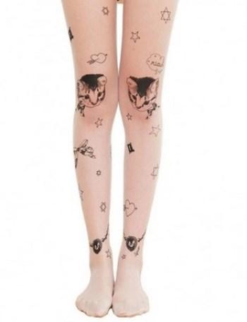 cat print tattoos
