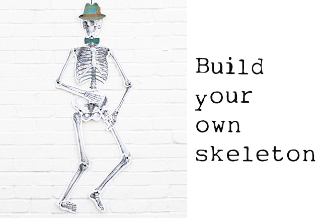 build your own skeleton