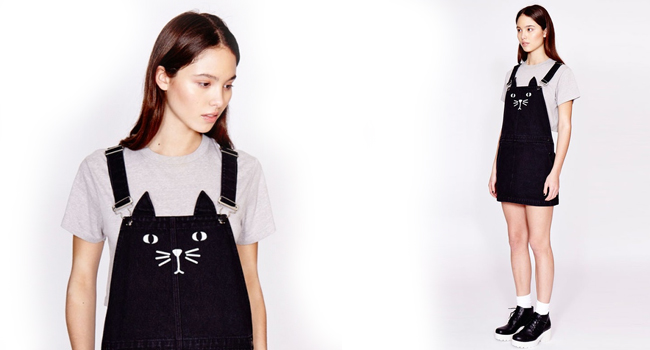 cat dress