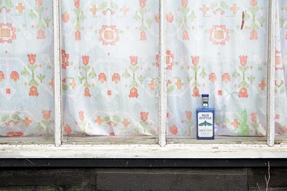 walbers wick gin bottle
