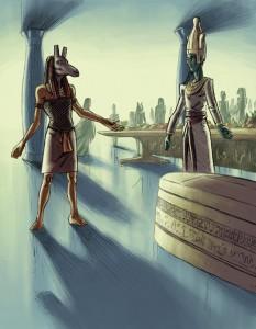 Seth & Osiris