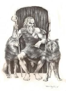 zamolxe-cu-lupii