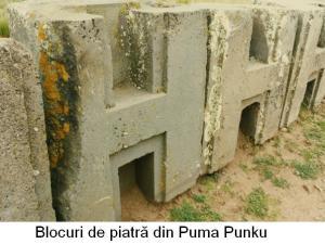 Blocuri de piatra din Puma Punku