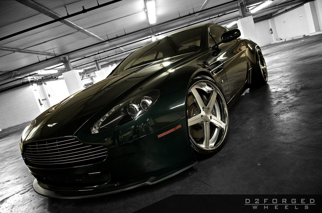 D2 Life The Aston Martin Vantage Secret Entourage