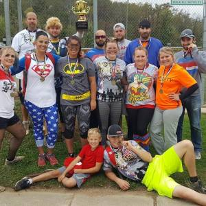 Capes & Cleats 1st Place 2016