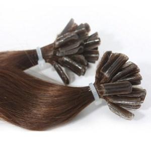 Nail Tip Hair Extensions Remy Human Hair