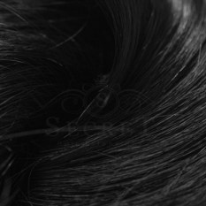Jet Black 1 Remy Human Hair Extensions