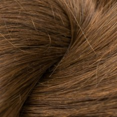 #6 Medium Brown Remy Human Hair Extensions