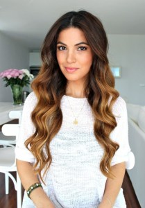 Ombre Hair Girl