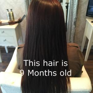 hair extensions maintenance aftercare