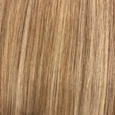 secret flip in halo hair extensions platinum blonde 60
