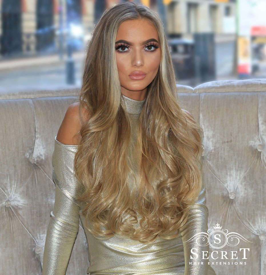 The Pros And Cons Of Synthetic Hair Extensions Secret Hair Extensions