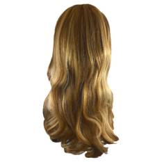 Synthetic Hair Piece - Mixed Blonde
