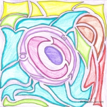 NA Profound Art mandala 5