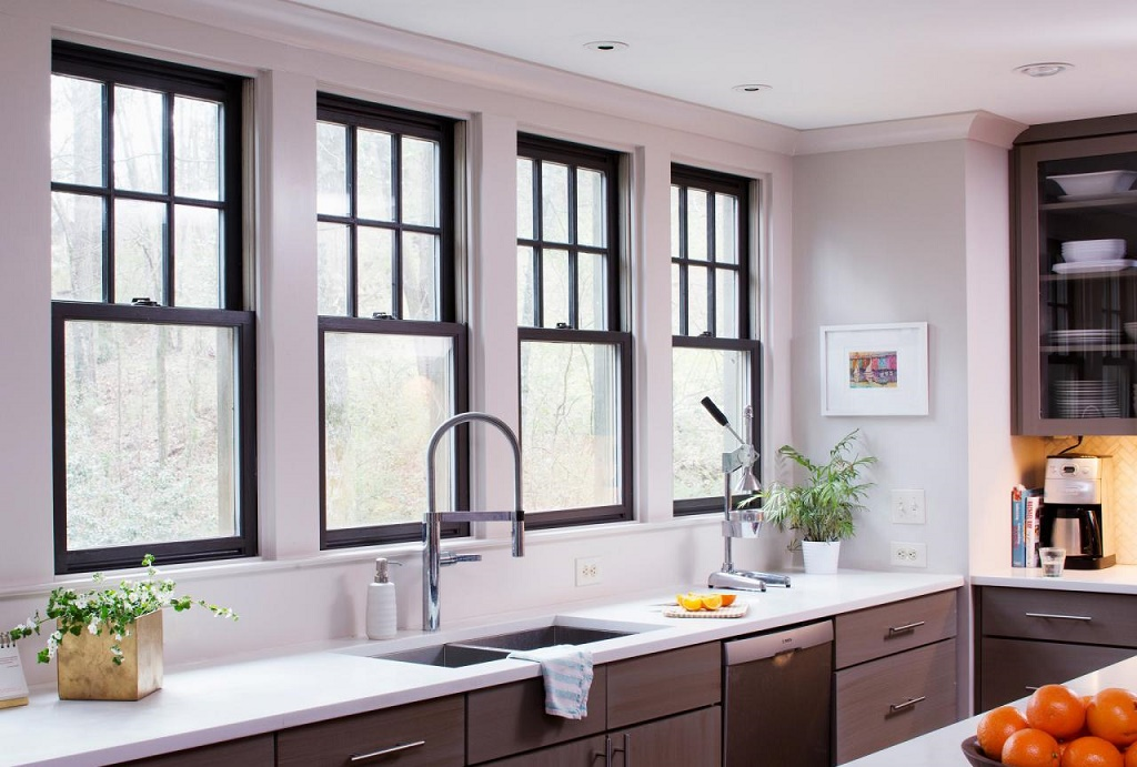 kitchen windows unfinished islands new for a brighter