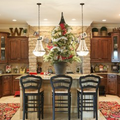 Decorating Kitchens Remodeling A Kitchen How To Decorate Your This Christmas