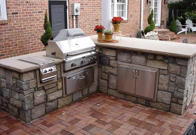 outdoors kitchen grohe concetto faucet the benefits of having an outdoor