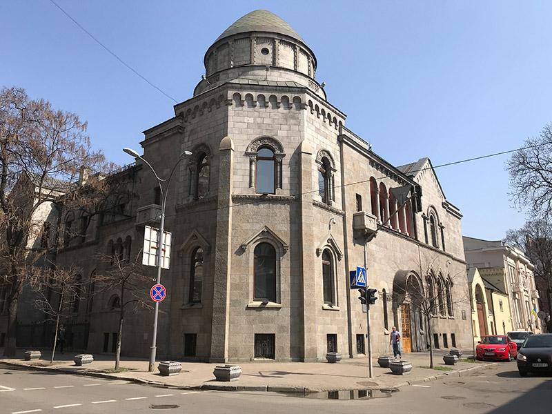Замок Вздохов — особняк Ковалевского
