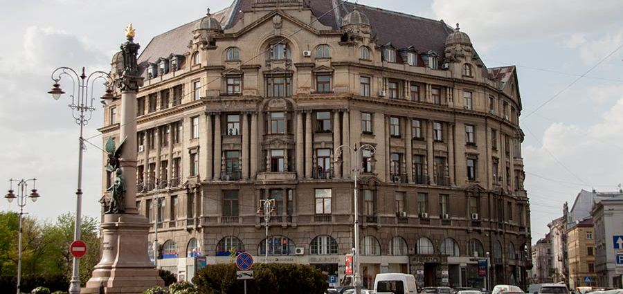 Площадь Мицкевича